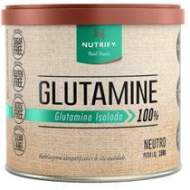 Glutamina Isolada (150g) - Nutrify - Nutrify - Real Foods