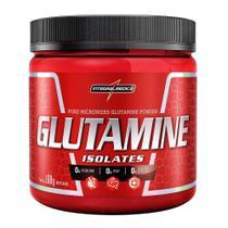 Glutamina Isolada Integralmédica 150g - Integralmedica