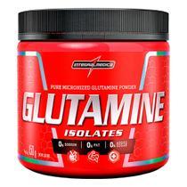 Glutamina Isolates 150g Natural - Integralmedica -
