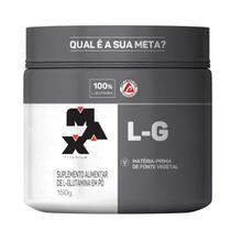 Glutamina L-G 150g Max Titanium -