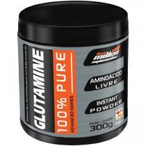 Glutamina L- Glutamine 100% Pure 300G New Millen -