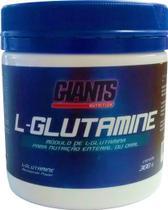 Glutamina L-Glutamine Powder 300 Gr Giants Nutrition -
