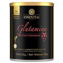 Glutamina Lata 300g/60ds Essential - Essential Nutrition