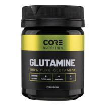 Glutamine 100% Pure 100g - Core Nutrition -
