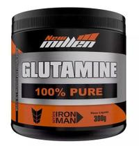 Glutamine 100% Pure - 300g - New Millen -