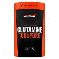 Glutamine 100% Pure - Pote 1kg - New Millen -