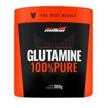 Glutamine 100% Pure - Pote 300g -  New Millen -