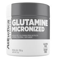 Glutamine 150 g - Atlhetica Nutrition -
