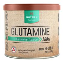 Glutamine 150g (L-glutamina isolada) - Nutrify -