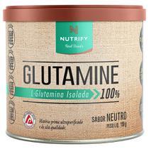 Glutamine 150g Neutro - Nutrify -