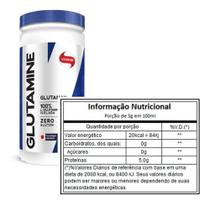 Glutamine Glutamax Vitafor - 1000g -