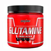 Glutamine Isolates Integralmédica 300 g - Integralmedica