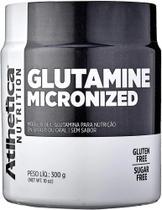 Glutamine Micronized 300g - Atlhetica Nutrition -
