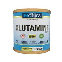 Glutamine Pure 200G Nature - Nature Real Nutrition