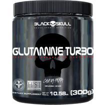 Glutamine Turbo 300g - Black Skull -