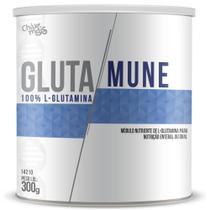 GLUTAMUNE 100 L- Glutamina 300g - Chá mais (27714) -