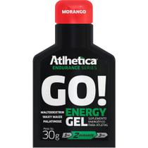 GO Energy Gel c/ 10 unidades- Atlhetica Nutrition -