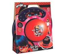 Go Go Ball Miraculous - Lider Brinquedos -