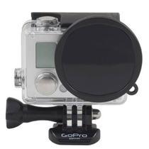 Go Pro Filtro Original Densidade Neutra Nd Polar Pro P1004 -