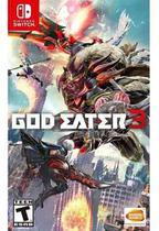 God Eater 3 Nintendo Switch -