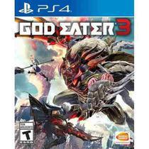God Eater 3 Ps4 -