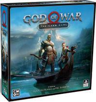 God Of War - Card Game - Galapagos jogos -