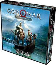 God of War: Card Game - Galápagos Jogos