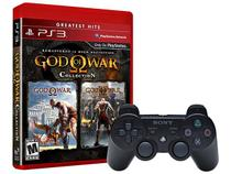 God of War Collection com Controle para PS3 - Sony