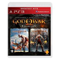 God Of War Collection I E Ii Ps3 - Sony