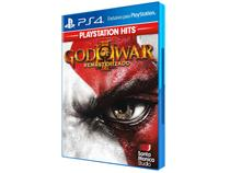 God of War III Remasterizado para PS4 - Santa Mônica Studio