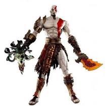 God Of War Kratos Vs Medusa Neca19cm Original Pronta Entrega -