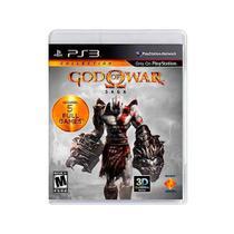God Of War Saga Collection - PS3 - Santa Monica