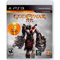 God Of War Saga - Ps3 - Sony