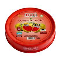 Goiabada Diet Hué (Sem Adição de Açúcares) Vegano Sem Glúten Sem Lactose Lata 500g -
