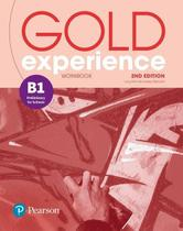 Gold Experience B1 Preliminary For Schools Workbook - Pearson
