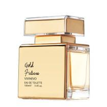 Gold Future Vivinevo - Perfume Feminino - Eau de Toilette -
