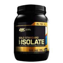 Gold Standard 100% Isolate 720g ON - Optimum nutrition