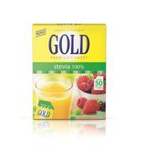 Gold Stevia 50 sachês 0,6g GOLD