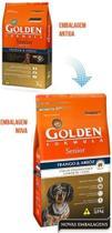 Golden Adulto Senior Raças Pequenas ( Minibits) -
