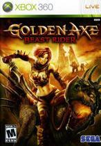 Golden Axe Beast Rider - Sega