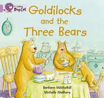 Goldilocks And The Three Bears - Collins Big Cat - Lilac/Band 00 -