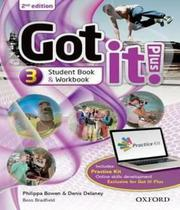Got It! Plus 3 - Student Book Pack - 02 Ed - Oxford