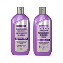 Gota Dourada Desamarelador Shampoo + Condicionador 300ml -