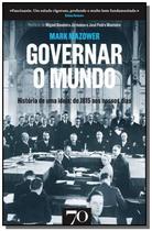Governar o mundo - Almedina -