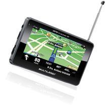 Gps automotivo carro Tracker III Com Tv Multilaser - GP034 - GP034 -
