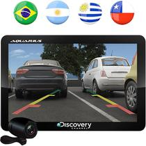 GPS Automotivo Discovery Channel 4.3