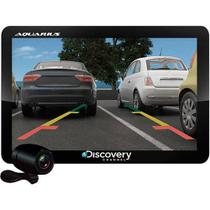 GPS Automotivo Discovery Channel Tela 4.3
