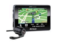 Gps Automotivo Multilaser Tracker III com Câmera de Ré e TV Gp035 -