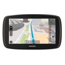 """GPS Automotivo TomTom GO 60B com Mapa Mundo*, tela 6""""  com alerta de radar e leitor de cartão SD -"""