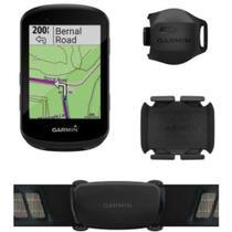 Gps Ciclistico Garmin Edge 530 Bundle Sensor Cad e Vel e Cinta Cardiaca -